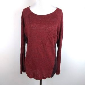 Madewell Long Sleeve Top | sz M